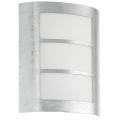 EGLO 88487 - Venkovní nástěnné svítidlo CITY 1xE27/60W/230V IP44