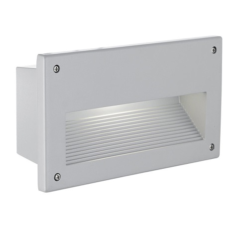 Eglo 88575 - Venkovní zápustné svítidlo ZIMBA 1xE14/60W/230V