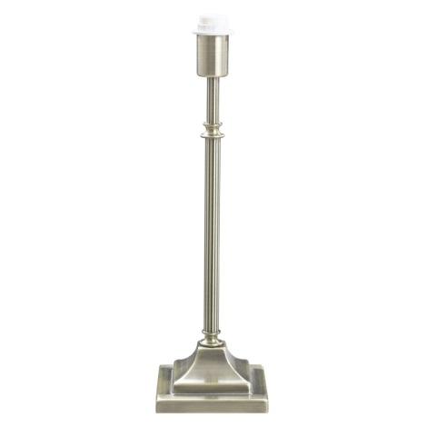 EGLO 88663 - Noha stolní lampy E14/40W leštěná mosaz