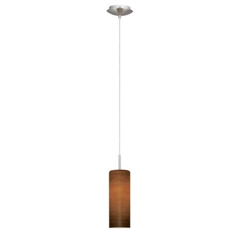 EGLO 88704 - Závěsné svítidlo BROWN SUGAR 1xE27/60W