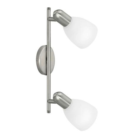 EGLO 88717 - Bodové svítidlo BENITA 2xE14/7W