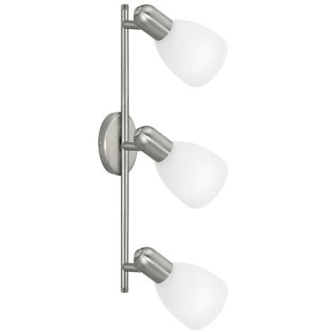 EGLO 88718 - Bodové svítidlo BENITA 3xE14/7W