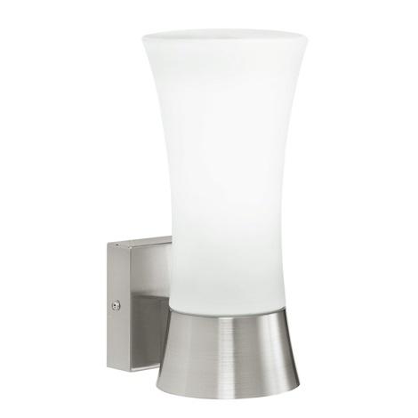Eglo 88725 - Venkovní nástěnné svítidlo WALL STREET 1xE27/60W/230V