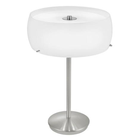 EGLO 88738 - Stolní lampa CAMARO 1 1xG10Q/32W bílá