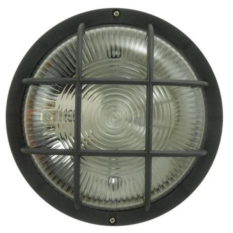 EGLO 88803 - Venkovní nástěnné svítidlo ANOLA 1xE27/40W černá