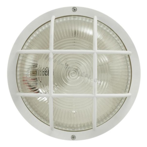 EGLO 88807 - Venkovní nástěnné svítidlo ANOLA 1xE27/40W bílá
