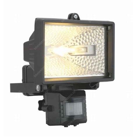 EGLO 88815 - Venkovní reflektor ALEGA 1xR7s/120W černá