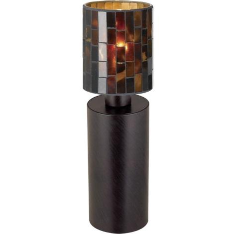 EGLO 88827 - Stolní lampa TROYA 1xE14/40W/230V