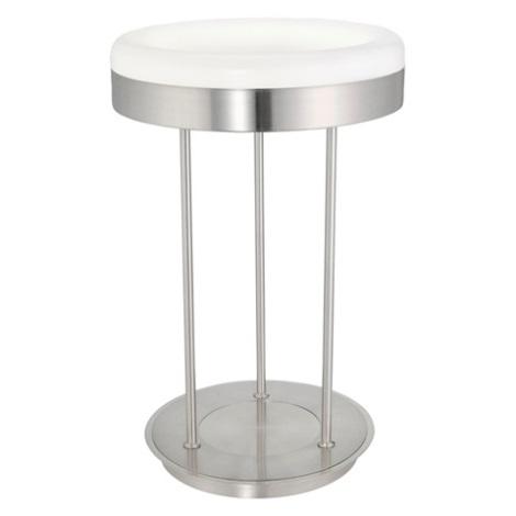 EGLO 88832 - Stolní lampa RINGO 1x2GX13/40W matný chrom / bílá