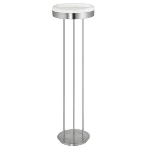 EGLO 88833 - Stojanová lampa RINGO 1x2GX13/40W matný chrom / bílá