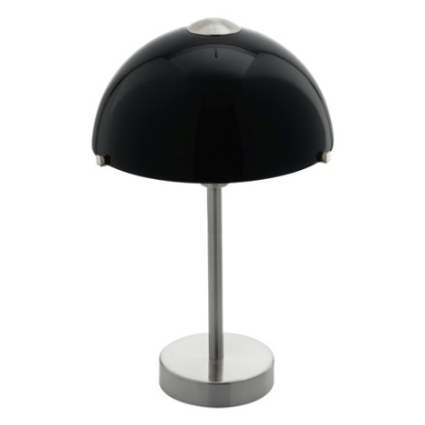 EGLO 88843 - Stolní lampa TOPO 1xE14/60W černá
