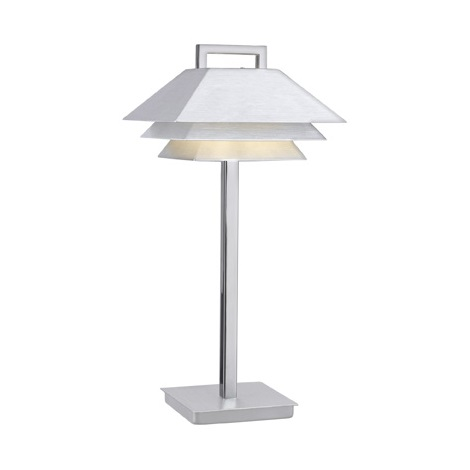 EGLO 88858 - Stolní lampa  ALAGON 1xG9/40W