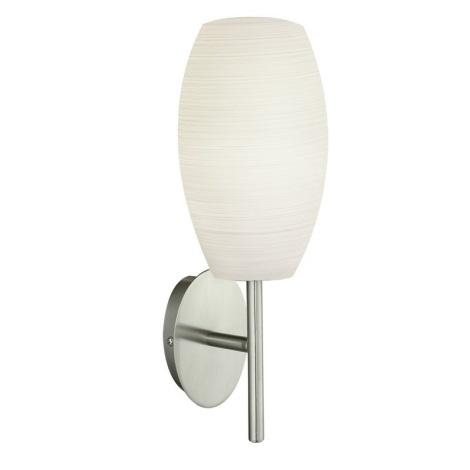 EGLO 88956 - Nástěnné svítidlo BATISTA 1 1xE27/11W bílá / matná
