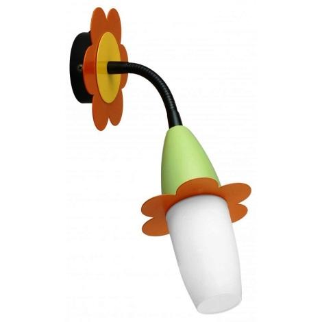 EGLO 88992 - Dětské nástěnné svítidlo VIKI 1xE14/9W barevná