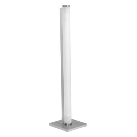 EGLO 89017 - Stolní lampa PSI 1 1xG5/13W matný chrom / bílá