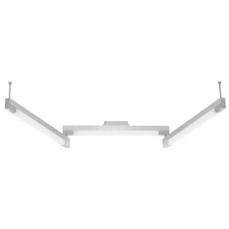 EGLO 89029 - Stropní zářivkové svítidlo TRAMP 2  3xG5/13W