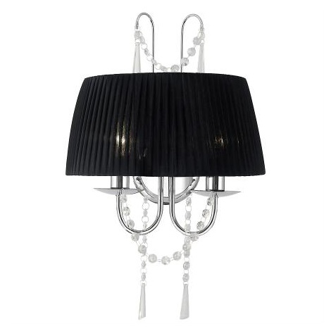 EGLO 89035 - Nástěnné svítidlo DIADEMA 2xE14/40W