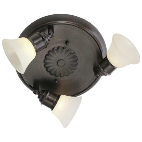 Eglo 89061 - Bodové svítidlo ALAMO 3xG9/40W/230V