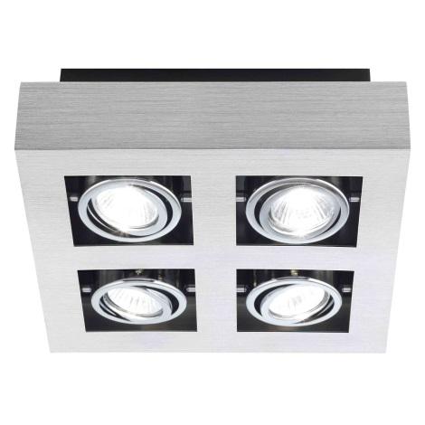 EGLO 89079 - Bodové svítidlo LOKE 4xGU10/35W