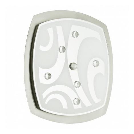 EGLO 89128 - Stropní nástěnné svítidlo ASTI 2xE14/40W/230V
