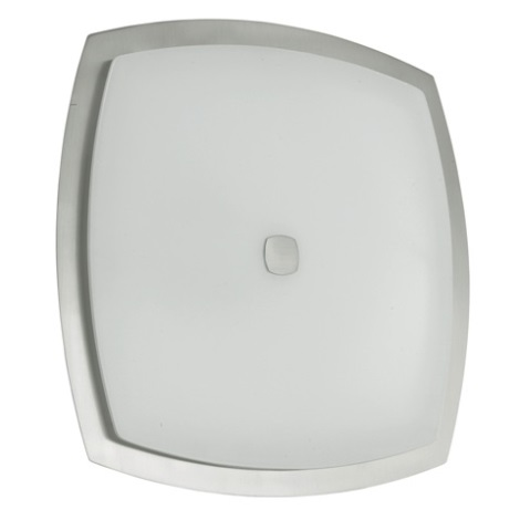 EGLO 89139 - Nástěnné stropní svítidlo ASTI 1x2GX13/40W matný chrom / bílá