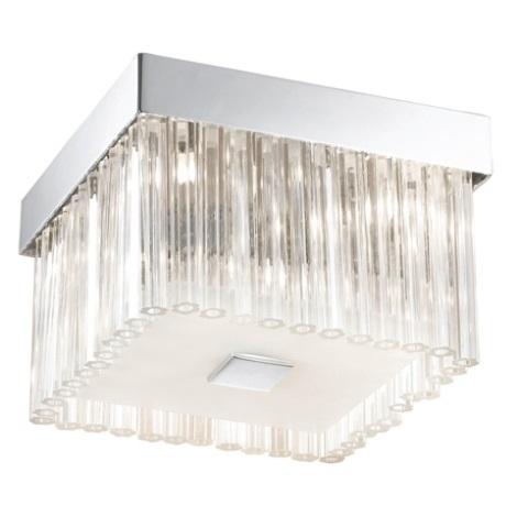 EGLO 89163 - Stropní svítidlo EVIA 4xG9/40W chrom