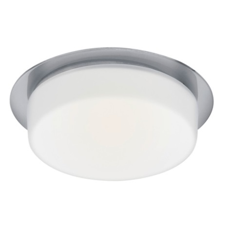 EGLO 89196 - Downlight CHIRON 1xGX53/7W chrom / bílá