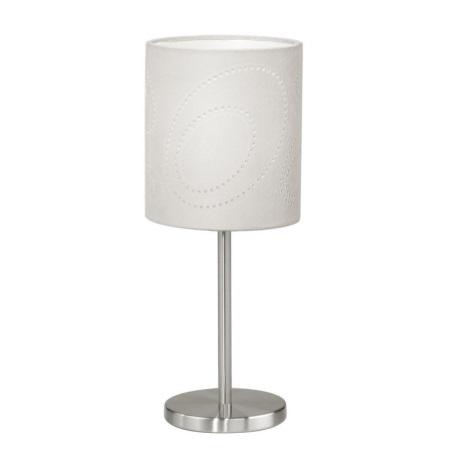 EGLO 89216 - Stolní lampa INDO 1 x E27/60W béžová