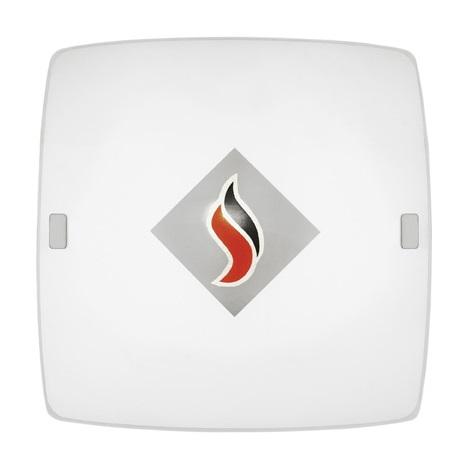 EGLO 89244 - Stropní svítidlo MILLA 3  1xE27/60W plamen