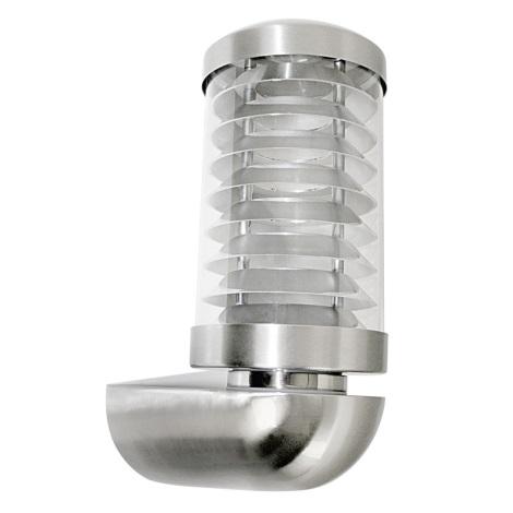 EGLO 89281 - Venkovní nástěnné svítidlo IP44 BILBAO 1xE27/22W/230V