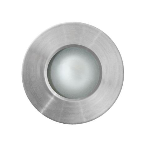 EGLO 89285 - Venkovní bodové svítidlo MARGO 1xGU10/50W nerezová ocel