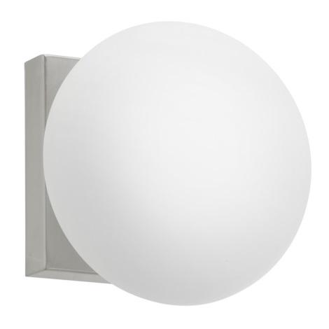 EGLO 89321 - Nástěnné stropní svítidlo ETOO 1xE14/40W bílé opálové sklo