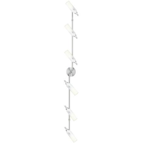 EGLO 89386 - Bodové svítidlo GARDA 6xE14/9W