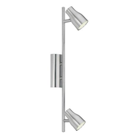 EGLO 89392 - Bodové svítidlo ELO-ECONOMY 2xGU10/9W