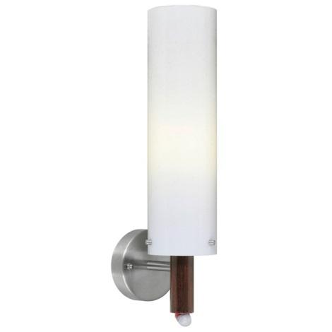 EGLO 89449 - Nástěnné svítidlo DODO 1xE27/22W antická hnědá/bílá
