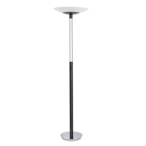 Eglo 89518 - Stojací lampa TURN 1x2GX13/55W černá / bílá