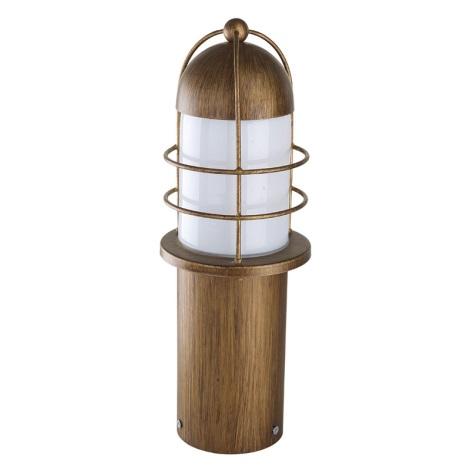 EGLO 89535 - Venkovní lampička MINORCA 1xE27/60W měď