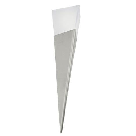 EGLO 89554 - Venkovní nástěnné svítidlo KANI 2xG9/40W bílá