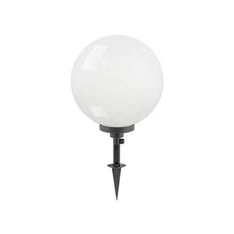 EGLO 89582 - Venkovní lampička TERRALUNA černá / bílá