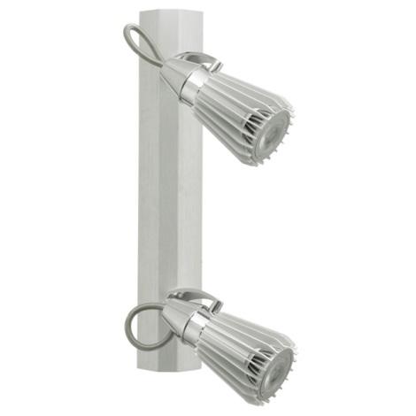 EGLO 89599 - Bodové svítidlo CALVI 2xGU10/50W