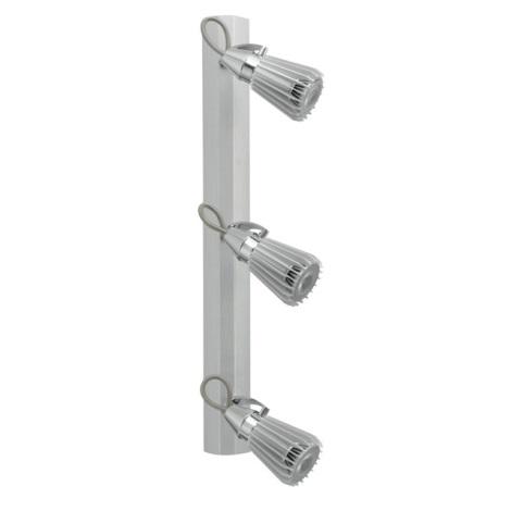 EGLO 89601 - Bodové svítidlo CALVI 3xGU10/50W