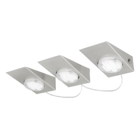 Eglo 89609 - Kuchyňské svítidlo KOB 1 3xGX53/7W