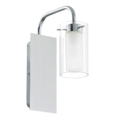EGLO 89625 - Nástěnné koupelnové svítidlo NIMES chrom IP44