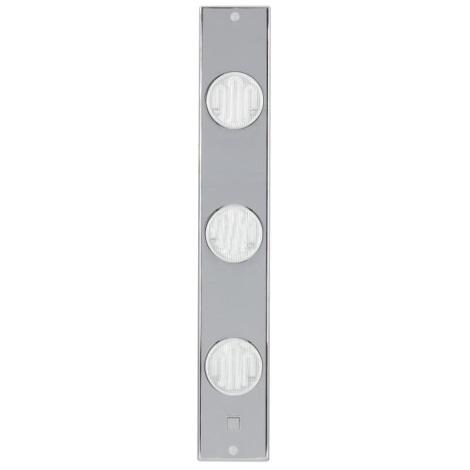 Eglo 89666 - Podlinkové svítidlo KOB 3xGX53/7W/230V