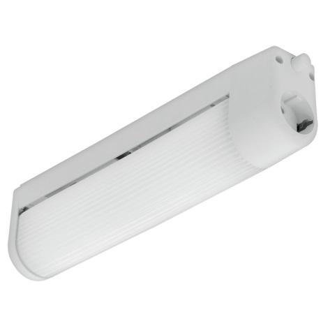 Eglo 89672 - Nástěnné svítidlo BARI 1 2xE14/40W/230V