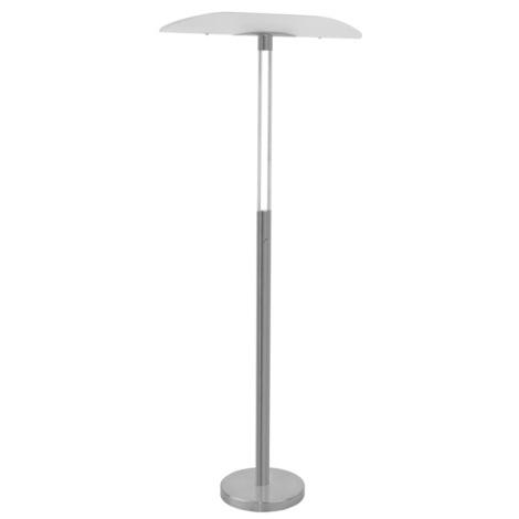 EGLO 89709 - Stojanová lampa KIM 2 2x2G11/24W bílá