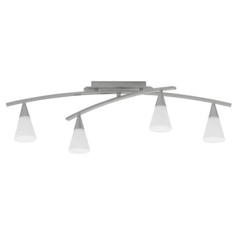 EGLO 89744 - Stropní svítidlo STRIKE 4xE14/9W bílá