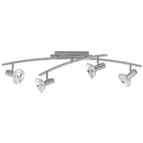 EGLO 89747 - Bodové svítidlo STRIKE 4xG9/40W