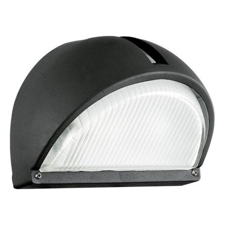 EGLO 89767 - Venkovní nástěnné svítidlo ONJA 1xE27/60W černá