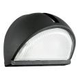 EGLO 89767 - Venkovní nástěnné svítidlo ONJA 1xE27/60W černá IP44